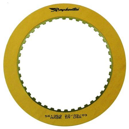 "REMCO-Disco pasta, Raybestos tambor .080"""" 42D TH400 1964-"