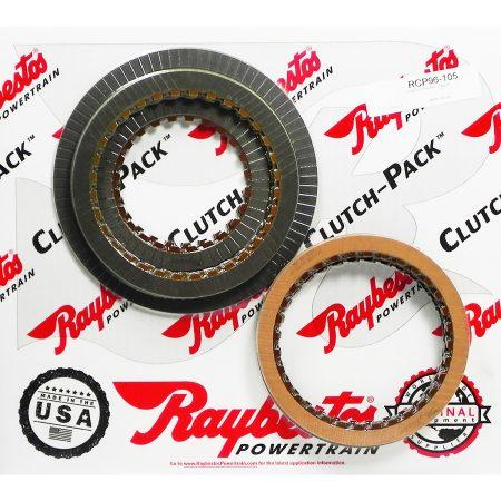 REMCO-Juego de discos pasta, Raybestos 45RFE 1999-